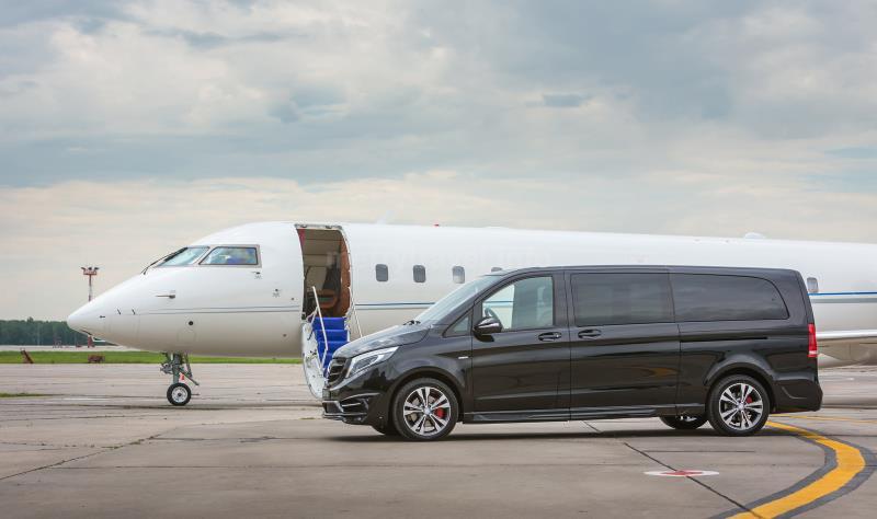 Трансфер – встреча, доставка в аэропорт из Днепра