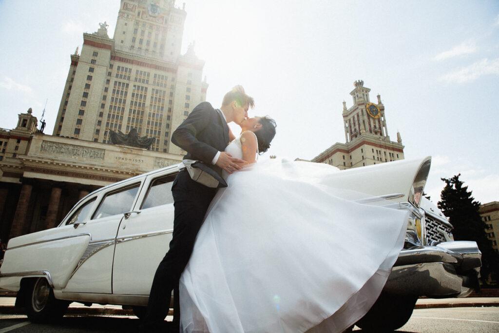 Аренда авто на свадьбу Днепр