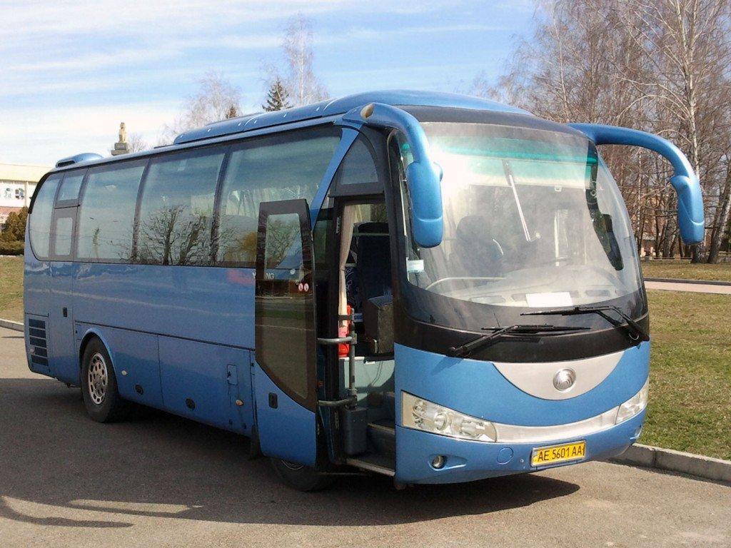 В нашем автопарке появился новый современный автобус!