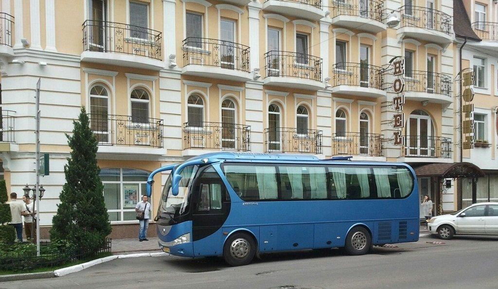 Междугородние и международные пассажирские перевозки
