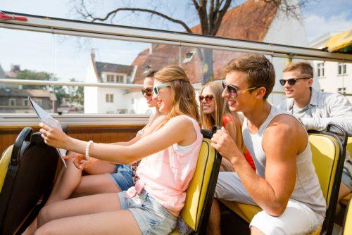 Экскурсионно-туристические перевозки